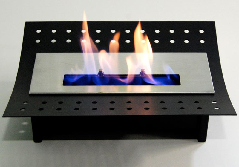Ethanol Fireplace Insert: Easy And Fast Installation