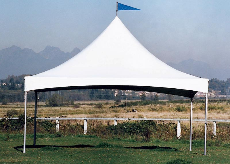 Marquee tent belmont stakes