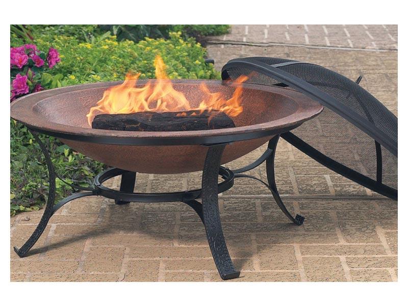 Patio fire pit amazon
