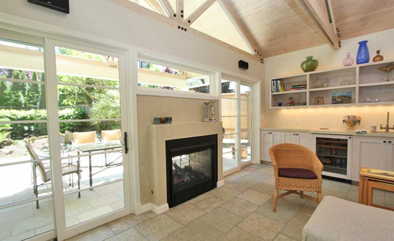 Best Double Sided Gas Fireplace