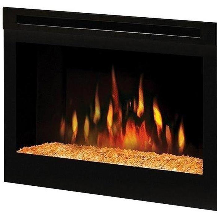 Dimplex Fireplace Glass Embers
