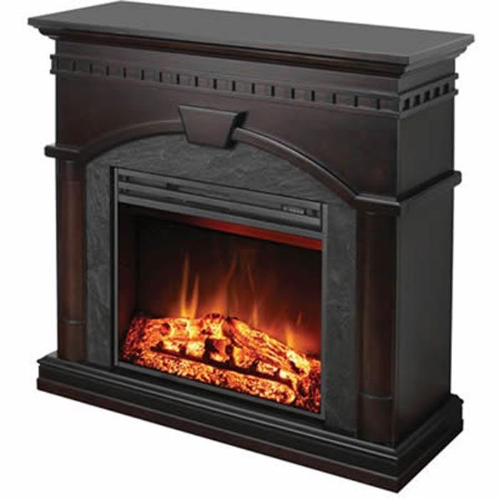 Muskoka Fireplace 4K