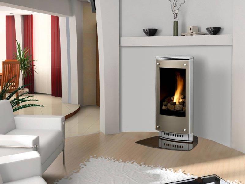 Vent Free Propane Fireplace Freestanding