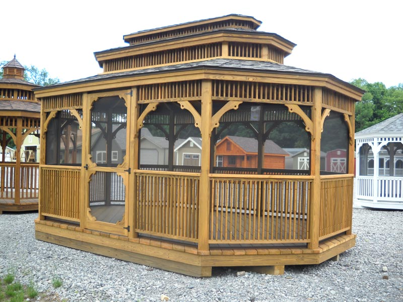 Victorian gazebo for sale