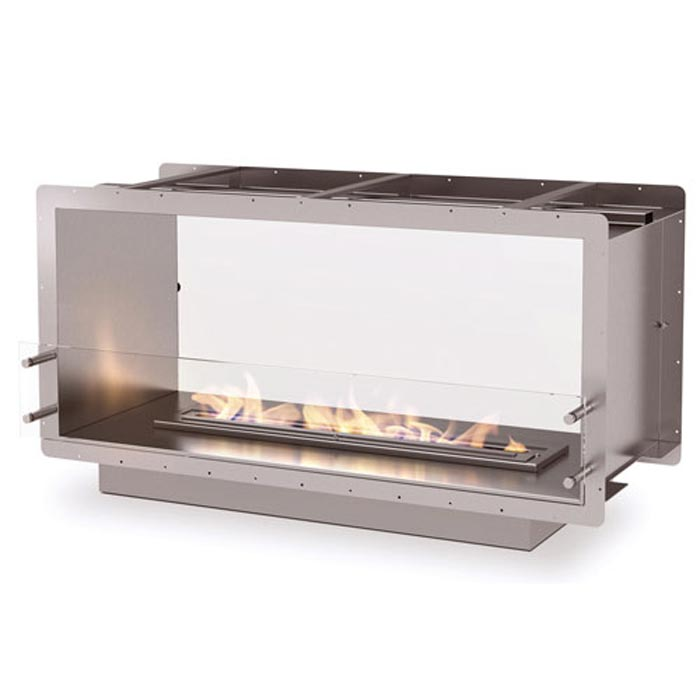 Contemporary Ventless Fireplace Insert