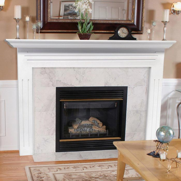 Fireplace Mantels And Surrounds 2