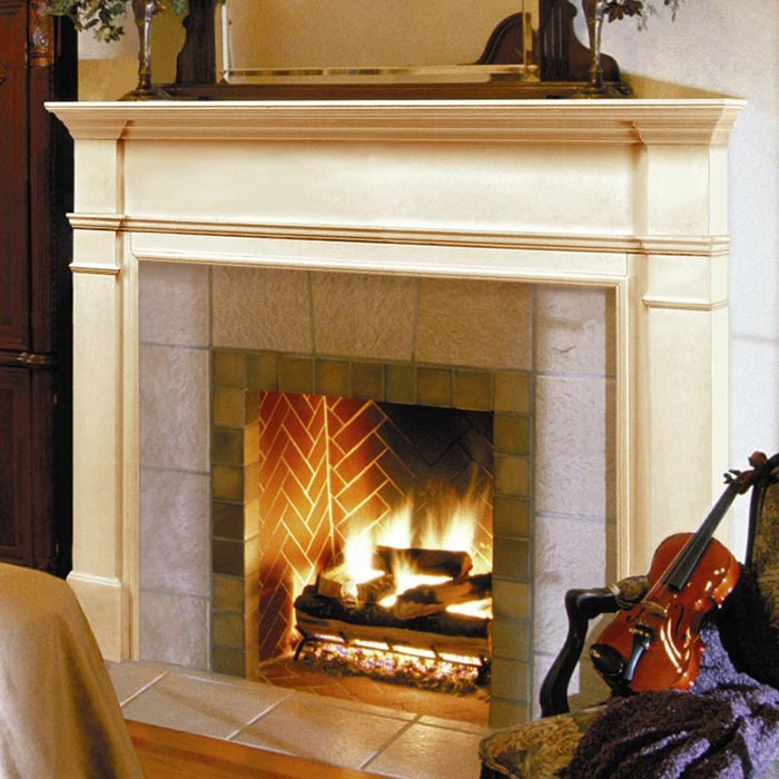 Fireplace Mantels And Surrounds Wood