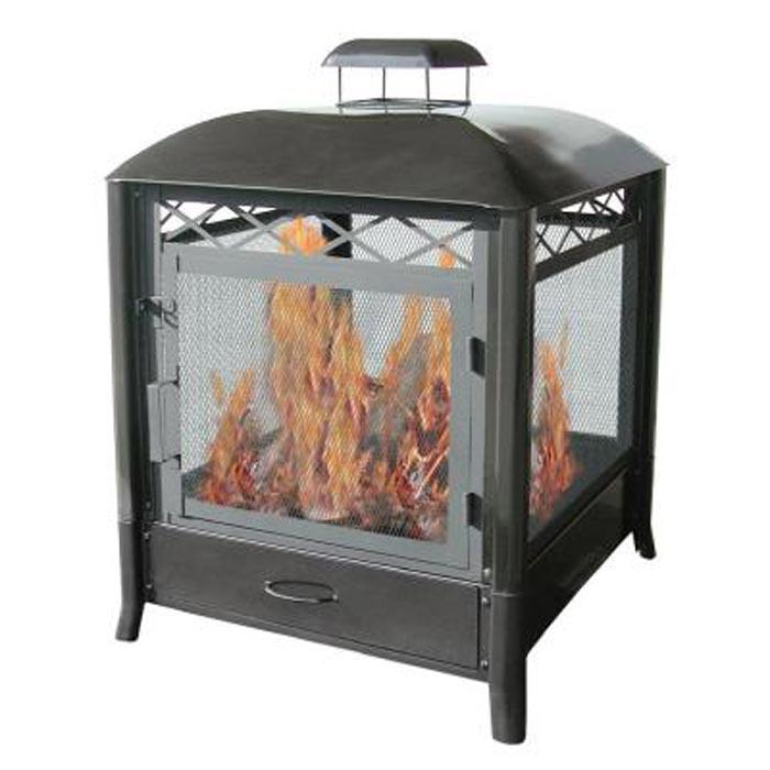 Fireplace Screens Home Depot Outdoor