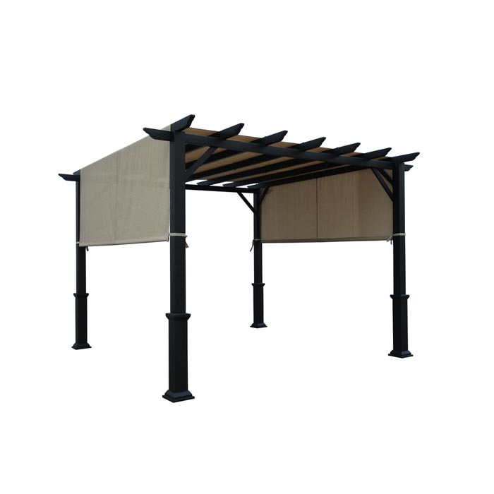 Lowes steel pergolas