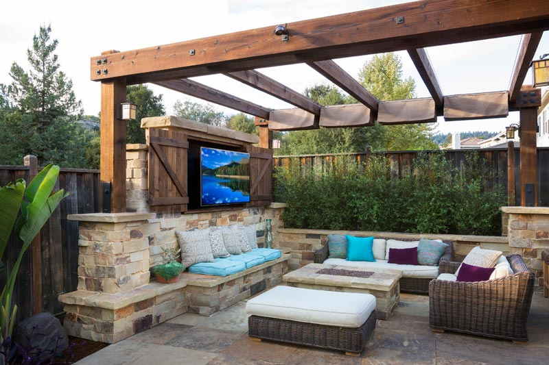 Outdoor Patio Ideas For creating Your Own Heavenly Patio