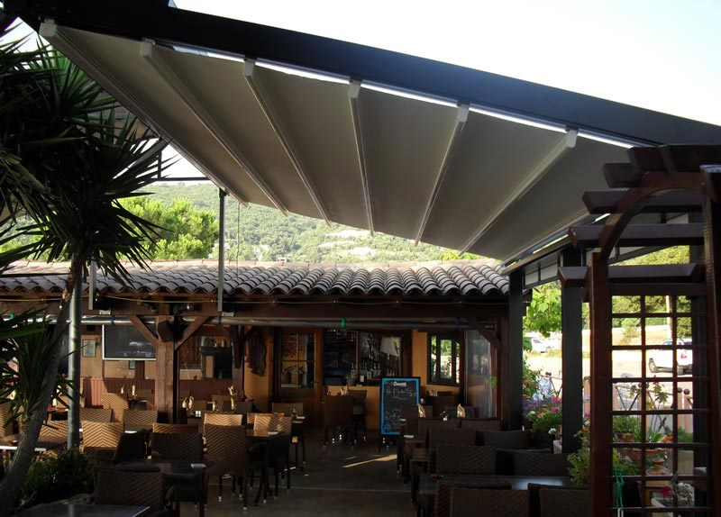 Retractable pergola roof australia