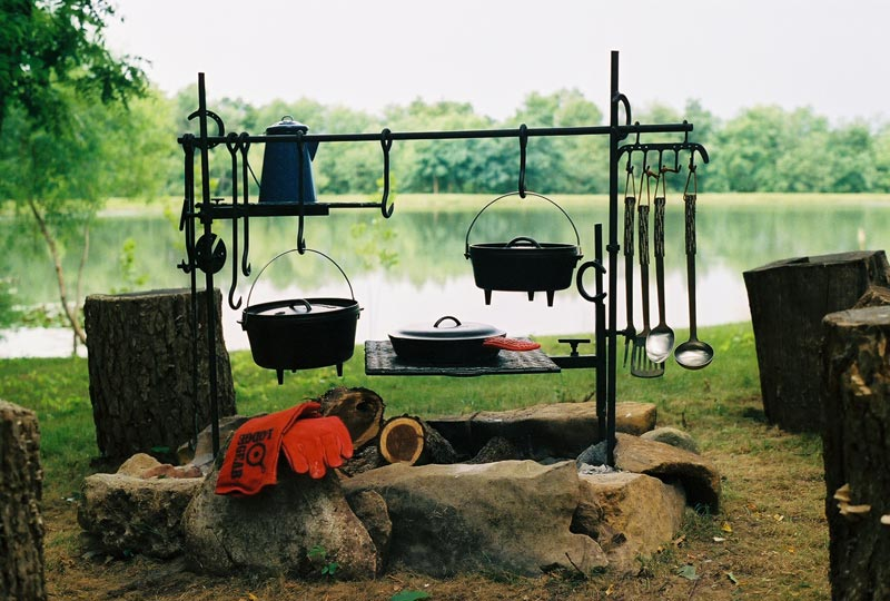 Fire Pit Cooking Utensils