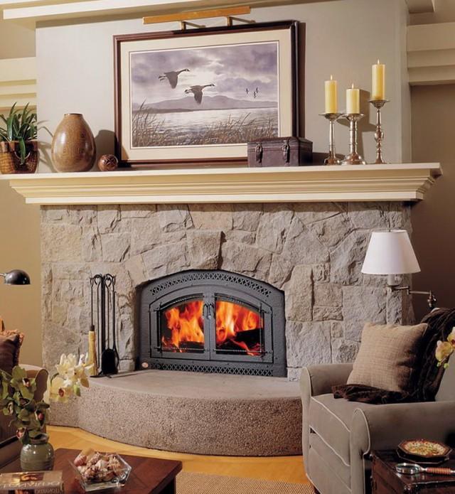 Zero Clearance Fireplace Inserts Wood Burning