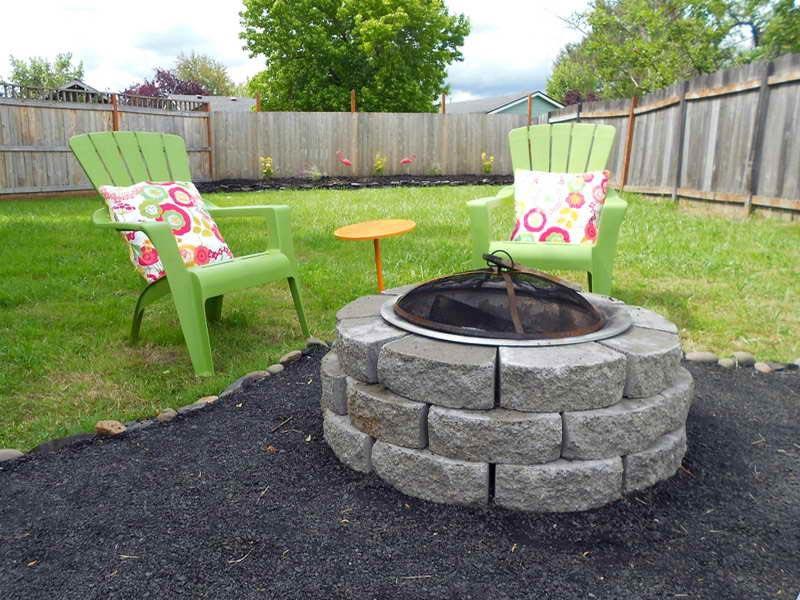 Cheap diy patio ideas