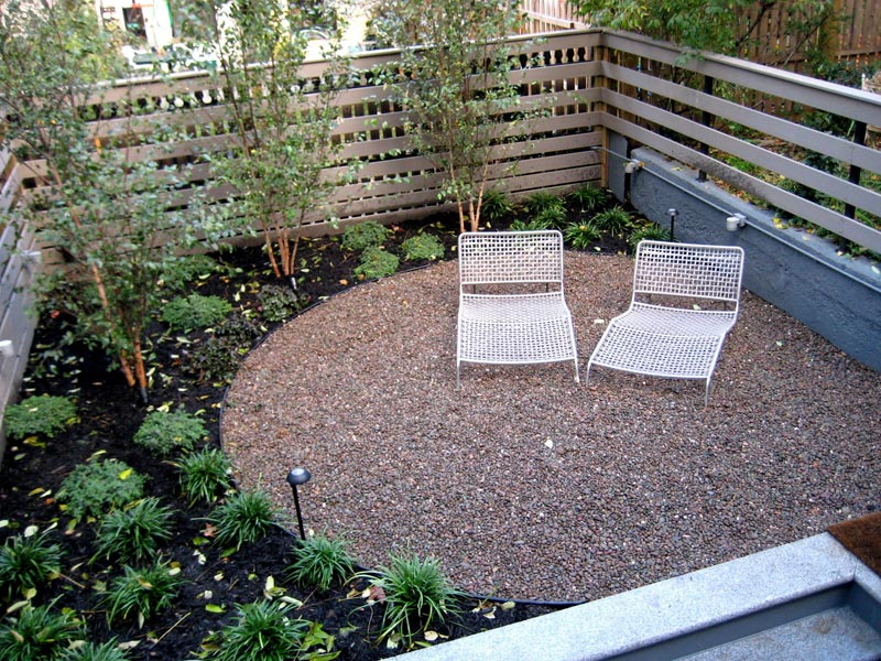Diy gravel patio ideas