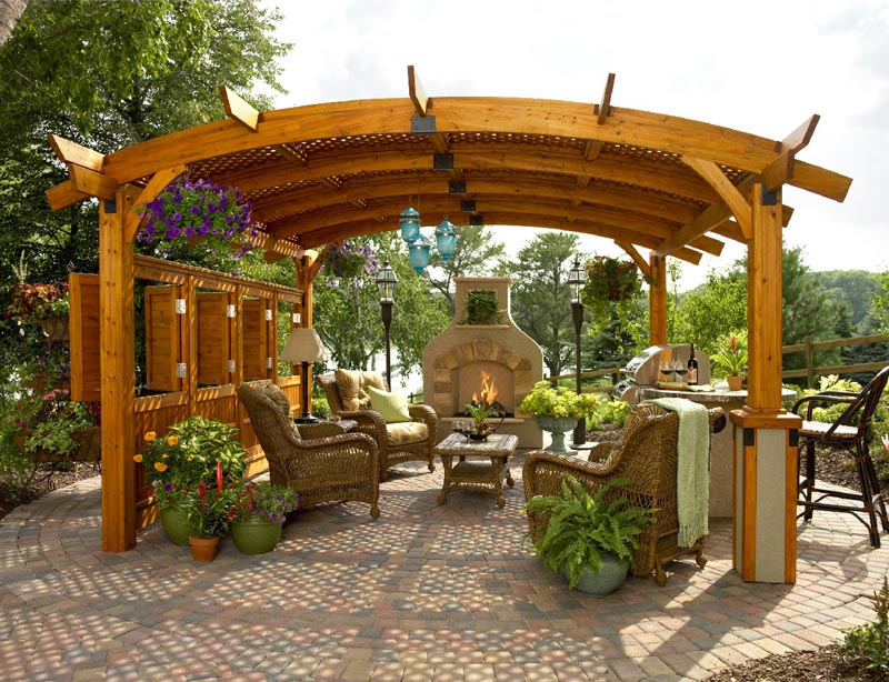 Pergola Styles: Enhance The Unique Style Of Your Outdoor Space