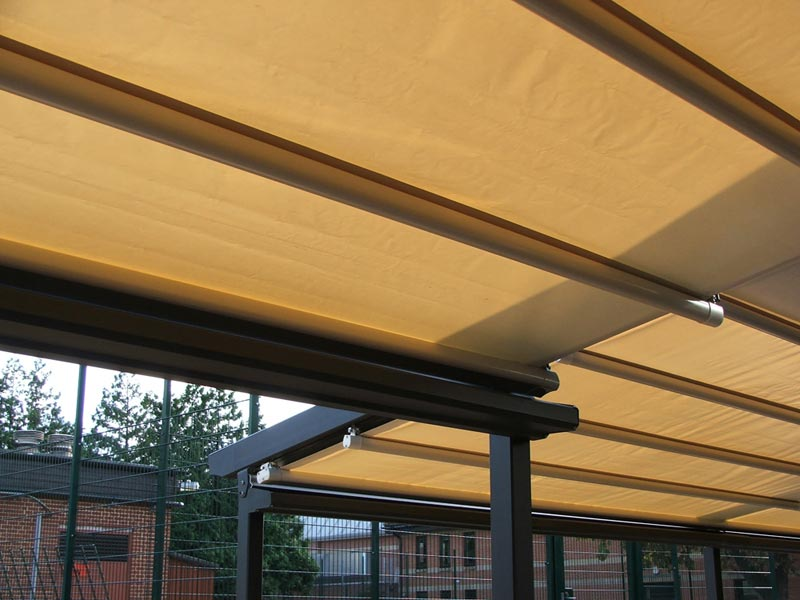 Retractable canopy for pergola uk