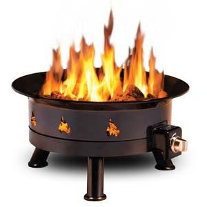 Outland Firebowl Mega 850 Propane Outdoor Fire Pit