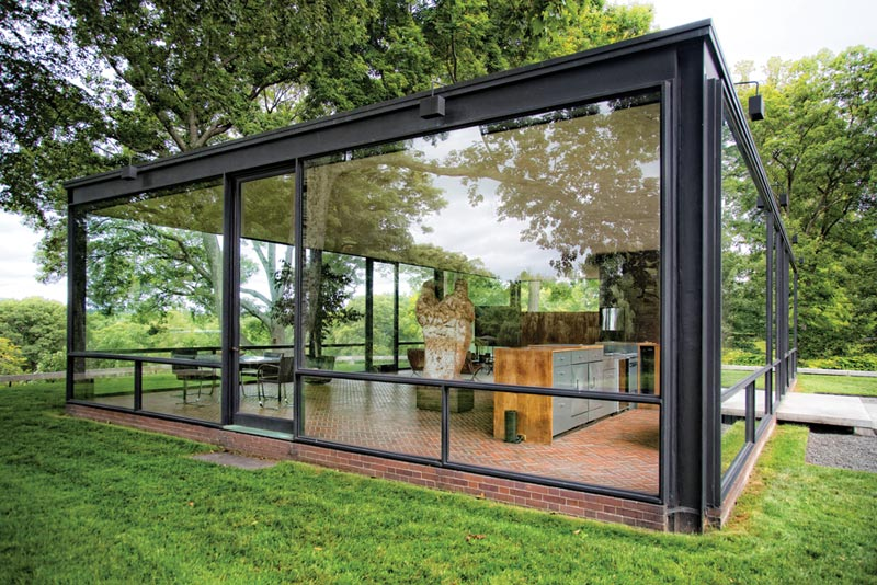Gazebo glass house
