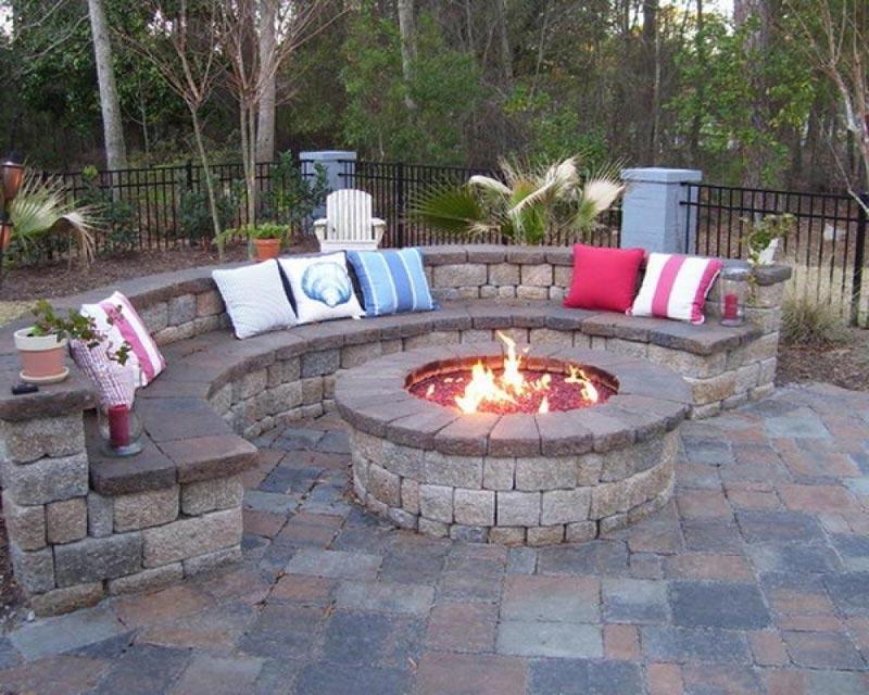 Ideas for a backyard patio