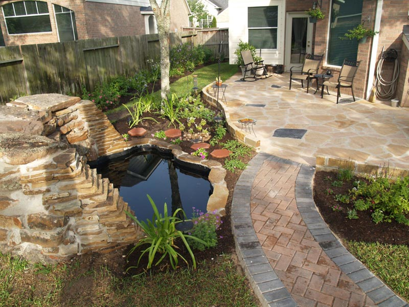 Patio designs for backyard