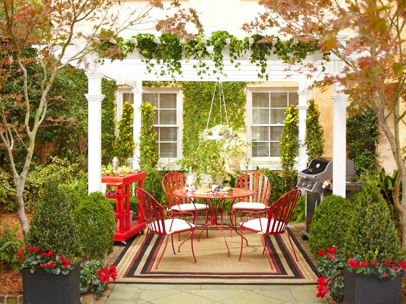 Patio designs ideas