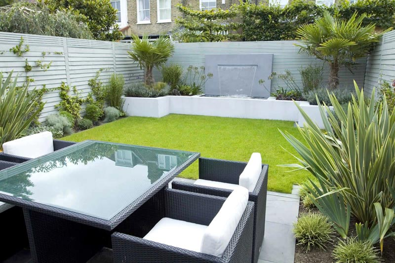 Patio planting ideas uk