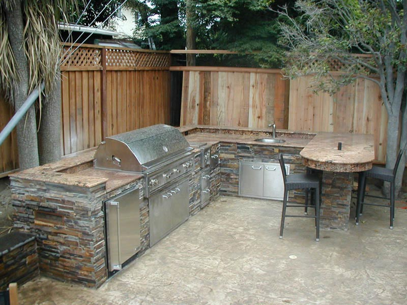 Backyard bbq–ideas