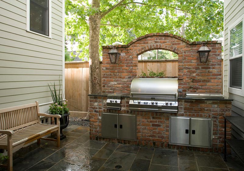 Bbq design ideas