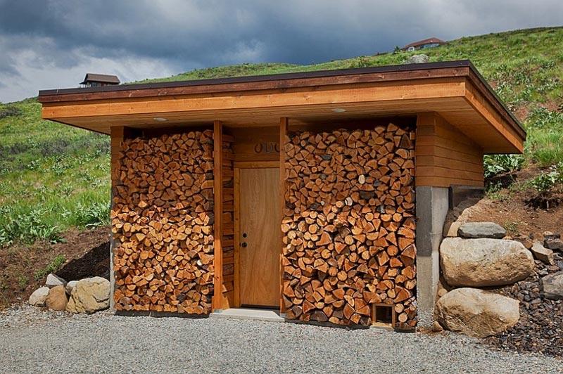 Best firewood storage ideas