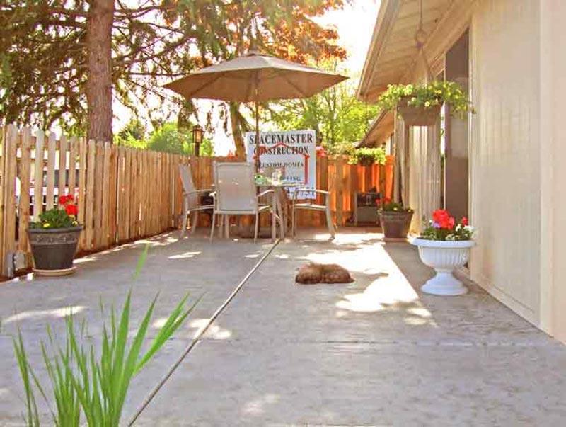 Condo patio ideas photos