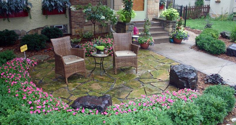 Front yard patio ideas photos