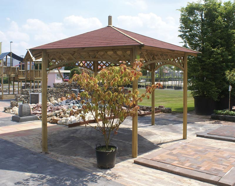 Large gazebo assembly instructions
