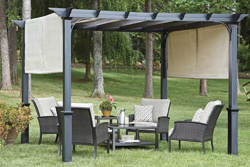 Lowes pergola accessories