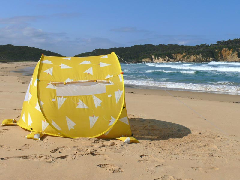 Pop up beach shelter anaconda