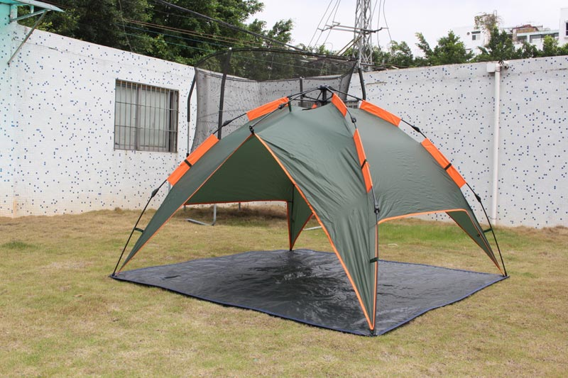 Pop up beach shelter tent