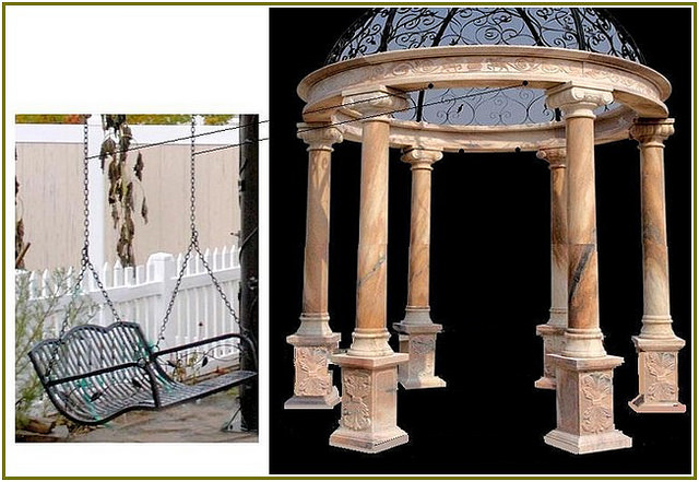 home landscaping gazebo costco ideas improvement