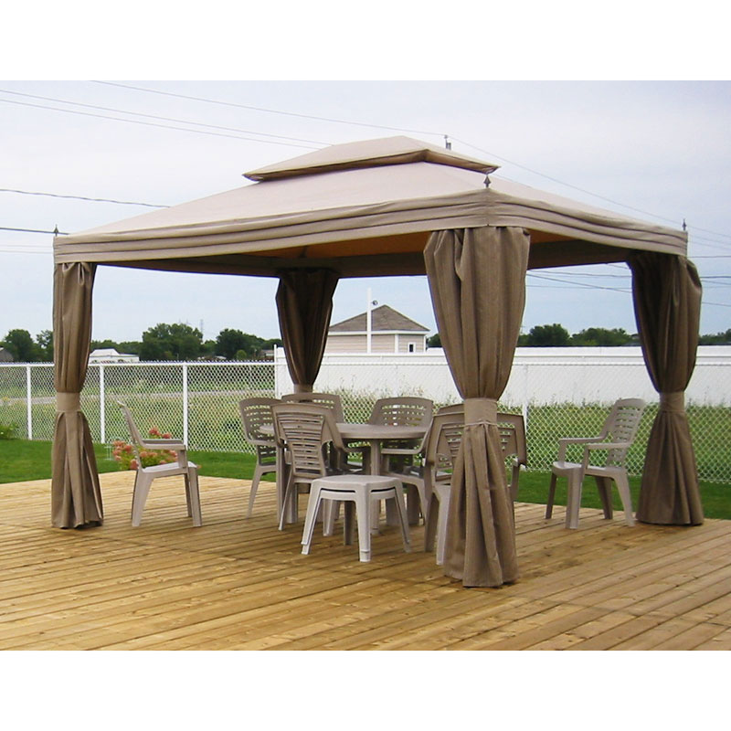 Costco home casual 10 x 12 gazebo replacement canopy