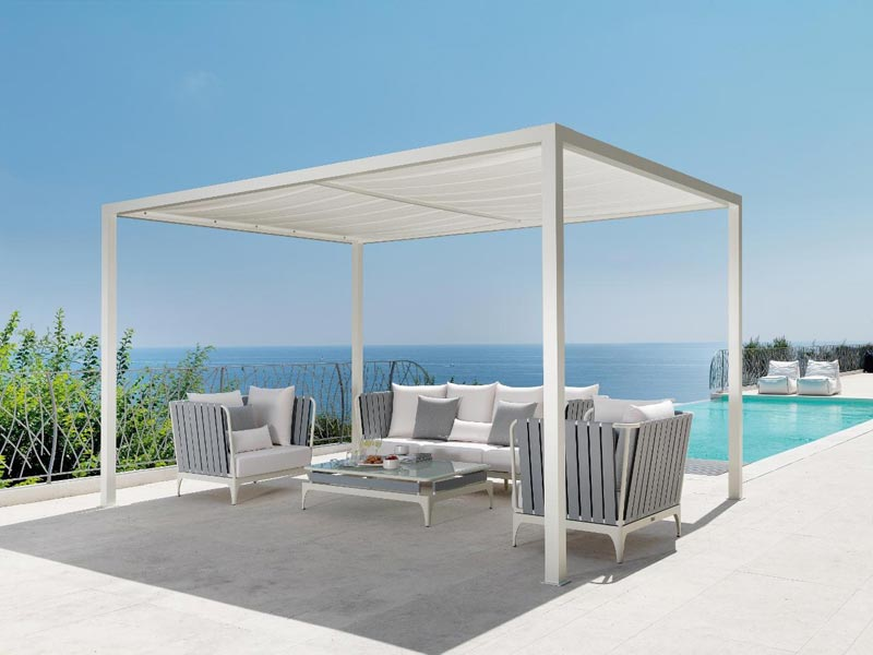 Do it yourself aluminum pergola kits