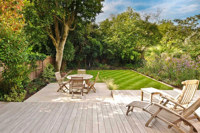Garden patio ideas glasgow