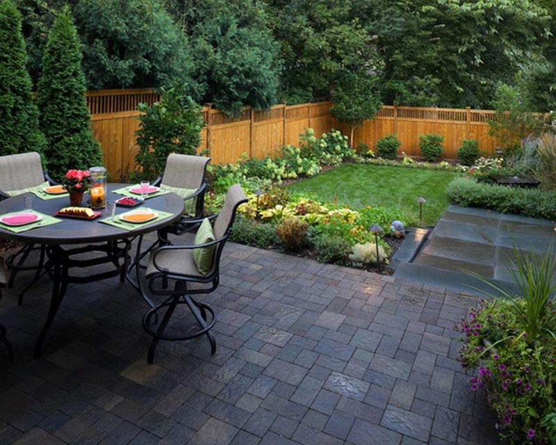 Garden patio ideas ireland