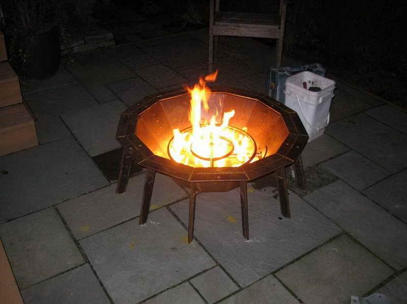 Indoor Fire Pit