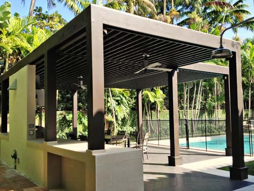 Modern Pergola: Make Your Outdoor Space More Effective