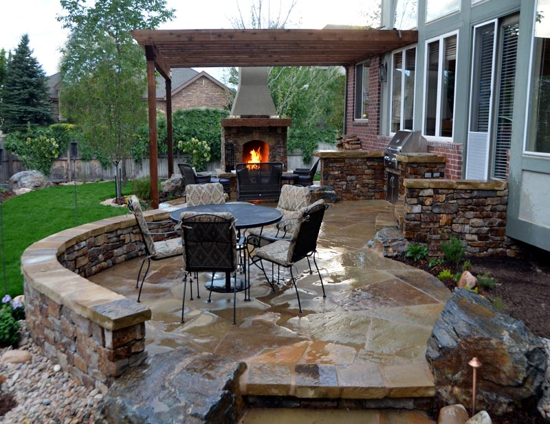 Barbecue Patio Ideas To Get Inspired