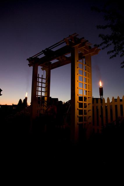 sunset lowlight swing pergola pergolaswing toddyuzwa yuzwa