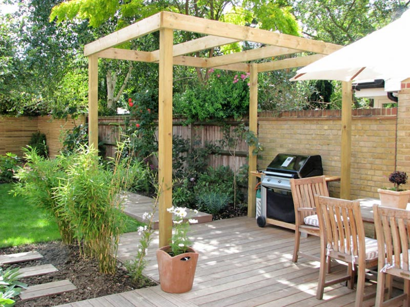 Patio Gardens Ideas: From Simple To Luxury Desings