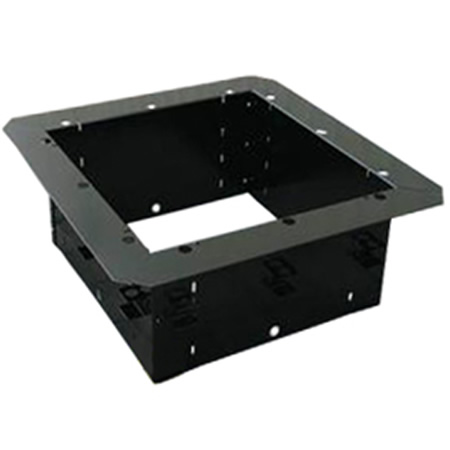 Square fire pit insert woodlanddirectcom outdoor fireplaces fire