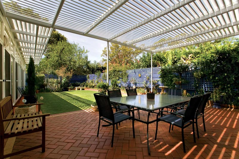 Stratco do it yourself pergola
