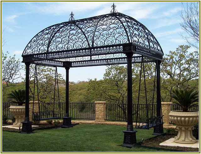 home landscaping gazebo canopy ideas improvement sunjoy