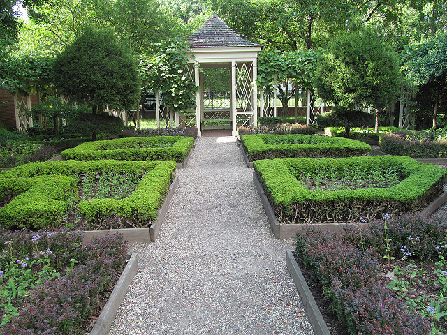 philadelphia garden pennsylvania unitedstatesofamerica nationalparkservice independencenationalhistoricalpark